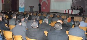Tuşba'da değerlendirme toplantısı