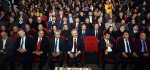 Ulaştırma, Denizcilik ve Haberleşme Bakanı Arslan Kars'ta: