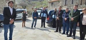 Foça'da ev pansiyonculuğu kursu açıldı