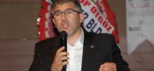 "AK Parti'li Öztürk, ""Kapı kapı dolaşıp süreci anlatacağız"""