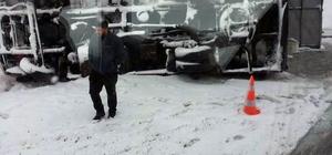 Kayseri - Malatya karayolunda zincirleme kaza