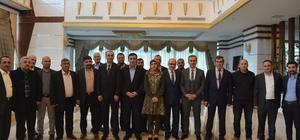 Diyarbakır yeni toptancılar sitesi tanıtıldı