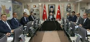 Mardin'de istihdam seferberliği toplantısı