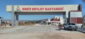 Gediz Devlet Hastanesi yeni  binasına taşındı