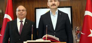 İçişleri Bakanı Soylu, Muğla'da