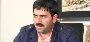 """AK Parti İl Başkanı Baydar: """"2017 yatırım ve hizmetin yılı olacak"""""""
