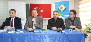 Van Büyükşehir Belediyesi Gevaş'ta toplandı