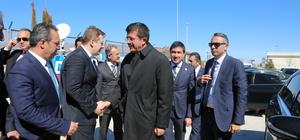 Ekonomi Bakanı Zeybekci, Almanya'ya gitti