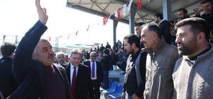 Başkan Çelik iki yatırımı kamuoyuna tanıttı