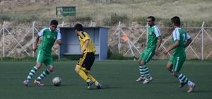 1.Amatör Küme Büyükler Futbol Ligi'nde sezon sona erdi