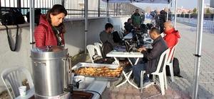 Basına mensuplarına Menteşe Belediyesi'nden sıcak ortam
