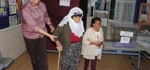 Antalya' Kemer'de muhtarlık seçimi