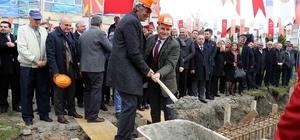 Başkan Akgün'den Makedonya'ya Atatürk'ün adını taşıyan okul