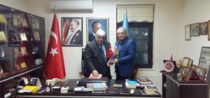 ASİMDER'den Türkiye Azerbaycan Dernekleri Federasyonu Başkanı Dündar'a Ziyaret