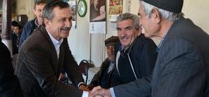 Başkan Ataç, Esentepe esnafını ziyaret etti