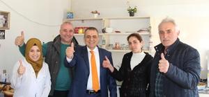 Yomra'da referandum hedefi yüzde 80 'Evet'