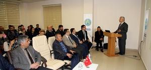 Şanlıurfa Teknokentte rekabetçi sektörler toplantısı