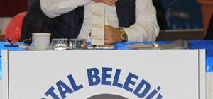 Kartal'da 96'ıncı muhtarlar toplantısı gerçekleştirildi