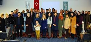 TDED Erzurum şubesi, ilk olağan genel kurulunu yaptı