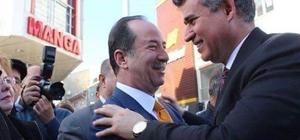 Barolar Birliği Başkanı Feyzioğlu'ndan Edirne Belediye Başkanı Gürkan'a teşekkür