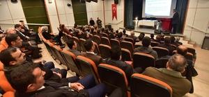 Ahlat'ta SODES bilgilendirme toplantısı