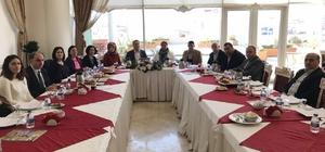 Türkiye Beyazay Derneği Yönetim Kurulu toplantısı Çekmeköy'de gerçekleşti