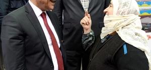 """Başkan Atilla: """"Diyarbakırlılar her şeyin en güzeline layıktır"""""""