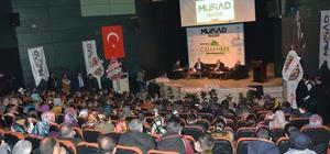 Niğde'de 'Darbeler ve Yeni Türkiye' Paneli düzenlendi