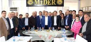 AK Parti Mezitli'de referandum çalışmalarını yoğunlaştırdı