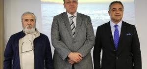 """""""Antalya ve Çevresi Deprem Riskleri ile Afet Yönetimi"""" konferansı"""