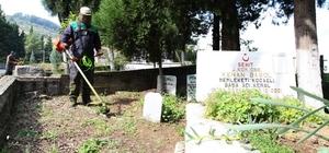Başiskele'de cenaze hizmetleri vatandaşlarla buluşuyor