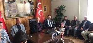 AK Parti ve MHP Referandum için bir araya geldi