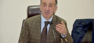 Gürel, Trabzon-Giresun arasındaki demiryolu tartışmasına son noktayı koydu