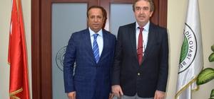 Gebze Başsavcısı Kuyu, Başkan Toltar'ı ziyaret etti
