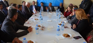 AK Parti Konya İl Başkanı Arat, referandum çalışmalarını sürdürüyor