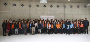 """""""Bilim ve Teknolojide Kız Çocuklar"""" projesi"""