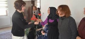 Gürün'de Kadınlar Günü kutlandı