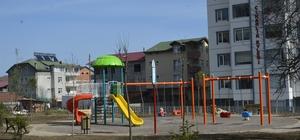 Fatsa'ya yeni çocuk oyun parkları
