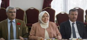 Cumhurbaşkanı Başdanışmanı Prof. Dr. Gürcan, Burdur'da