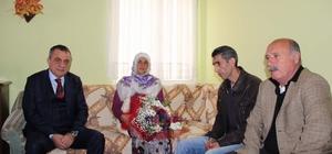 Başkan Sağıroğlu'ndan anlamlı ziyaret