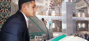 """Bingöl'de """"Kur'an-ı Kerim ve Ezan'ı Güzel Okuma"""" Yarışması"""