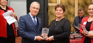 Başkan Acar, 8 Mart Dünya Kadınlar Günü'nü unutmadı