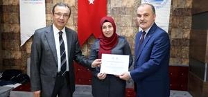 Pamukkale Belediyesi'nin İngilizce kurslarının ikinci etabı tamamlandı