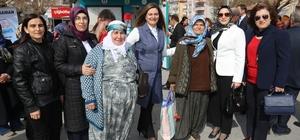 Karaman Belediyesinden Dünya Kadınlar Günü etkinlikleri
