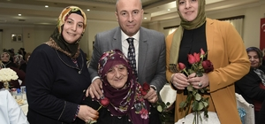 Başkan Togar'dan kadınlara özel program
