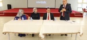 Yahyalı'da 8 Mart Dünya Kadınlar Günü Kutlandı