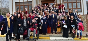 Uşak'ta 8 Mart Dünya Kadınlar Günü etkinliği