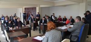 Belediye Meclisi Mart Ayı toplantısı tamamlandı