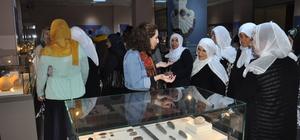 Batmanlı kadınların ilk müze gezisi