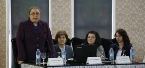 8 Mart Dünya Kadınlar Günü Erzincan Belediye Sarayında düzenlenen programlarla kutlandı
